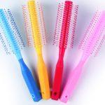 8518 Plastic hairbrush
