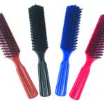 8310 Plastic hairbrush