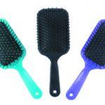 8711 Plastic hairbrush